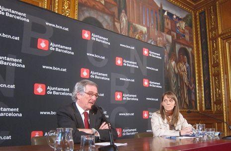 Trias y Irma ROGNONI explican las inversiones en Torre Baró.