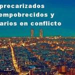 Inquilinos precarizados, propietarios empobrecidos y fondos inmobiliarios en conflicto